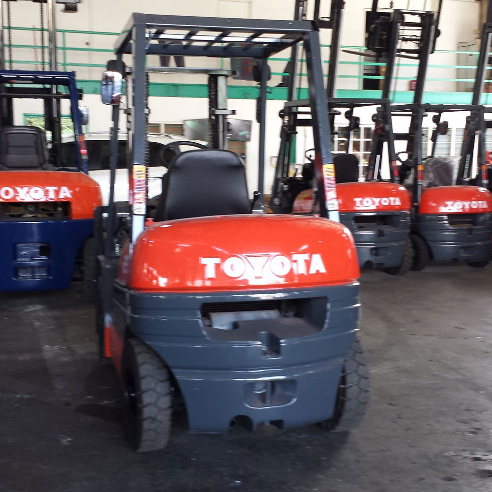 Toyota Forklift Malaysia   Forklift Rental   Forklift Repair